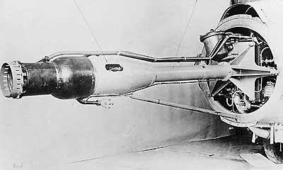 moteur fusée walter allemand